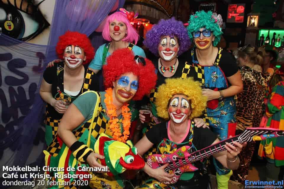 carnaval ut krisje