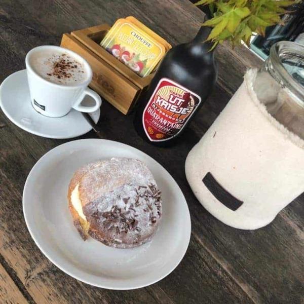 Koffie ut krisje